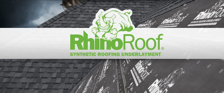 rhino roof underlayment