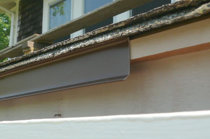 Awesome Drip Edge Is Your First And One Of The Most Important Flashings On Your Roof.  It Does Not Look Like Much But Without It You Will Have A Lot Of Roof  Decking ...