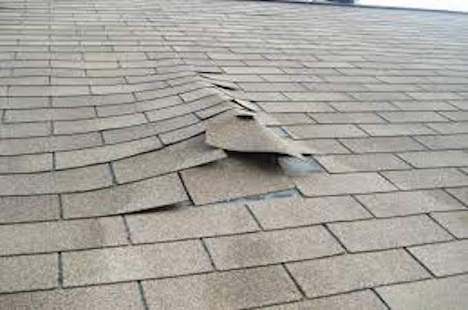 Do you have bumps on your roof – Shingles Lifting On Roof