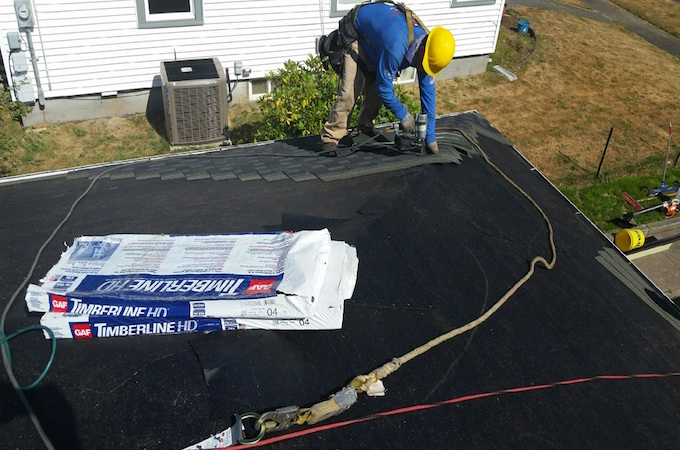 Charming There Are A Few Different Options When It Comes To Roofing Felt And  Underlayment Systems. The Most Common Are Your Ordinary #15 And #30 Felt.