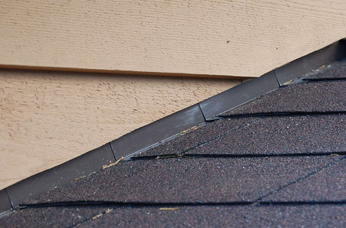 Can Roof Flashing Mean Roof Leak Lyons Roofing