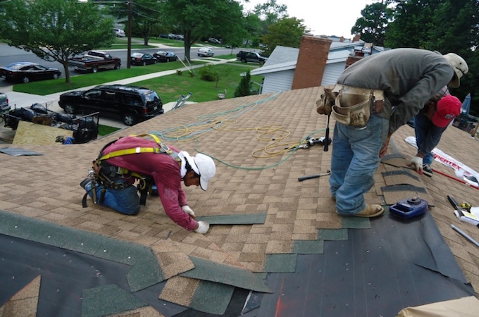 finance your roof replacement